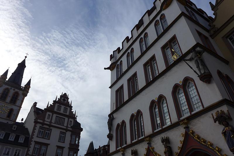 A la découverte de Trier (Allemagne) - 095 - Hauptmarkt