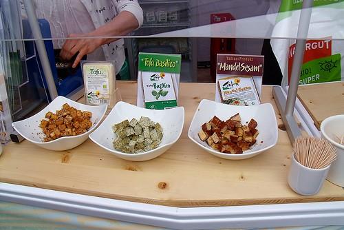 Tofu von Taifun