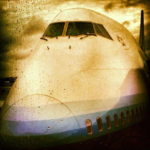 United 747 by @MySoDotCom