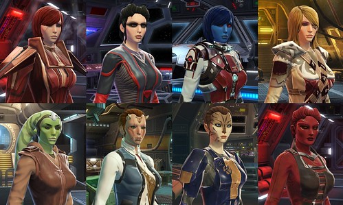 My SWTOR toons