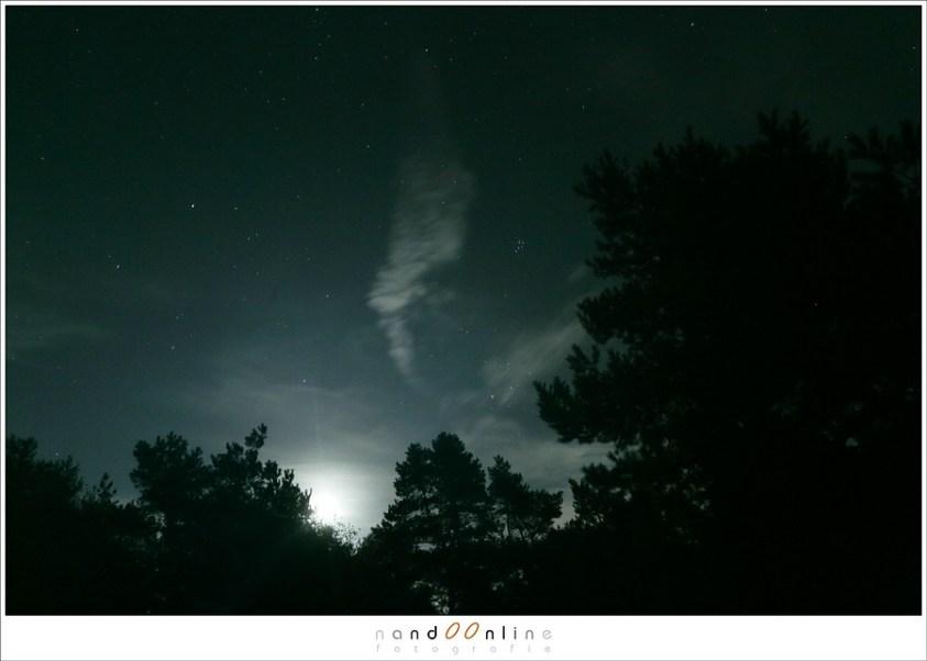 Meer over condensvorming bij astrofotografie