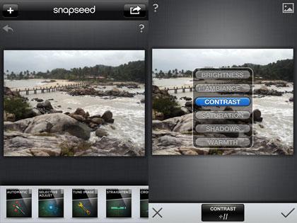 aplikasi snapseed - halogaga