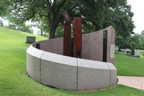 9-11 Memorial, Texas State Cemetery, Austin TX