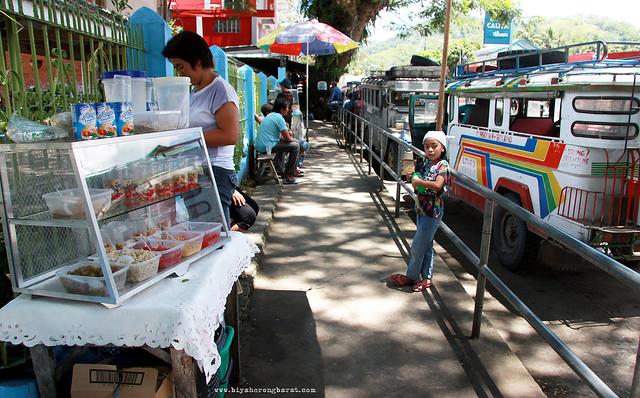 Street food lagawe