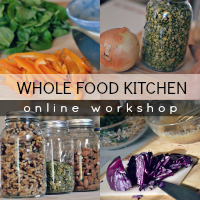 Whole Food Kitchen