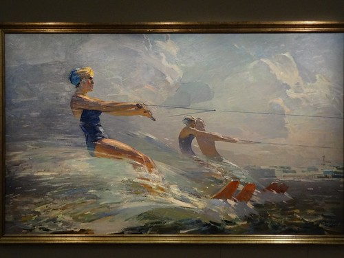 Waverunner, by Vladimir Kutilin. (1959).
