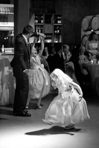a little dancing before dinner by Lily M-C