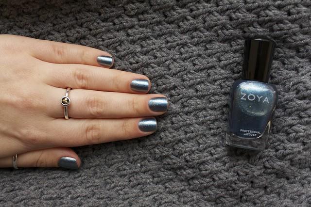 07 Zoya Crystal swatches