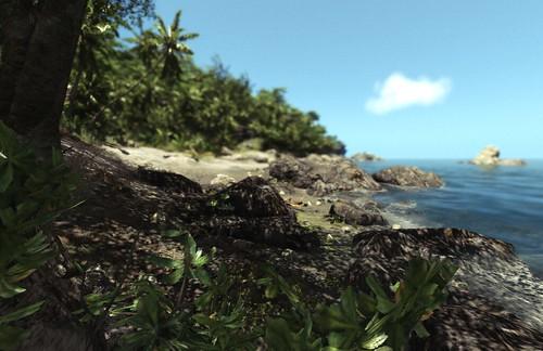 New Starting Beach