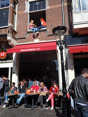 Douwe Egberts on Queen's Day