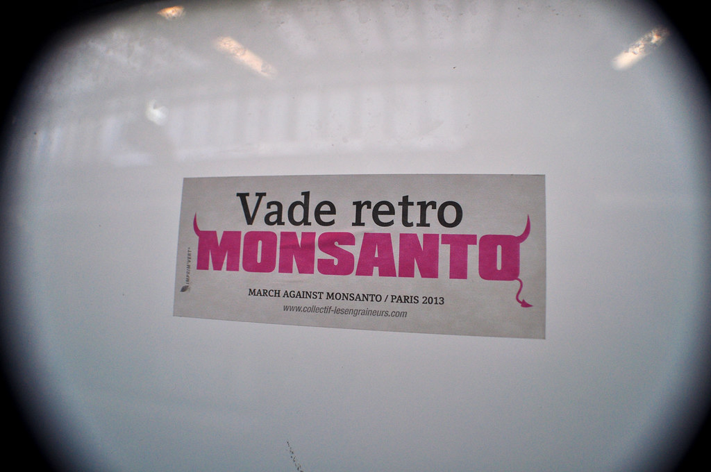 Vade Retro MONSANTO