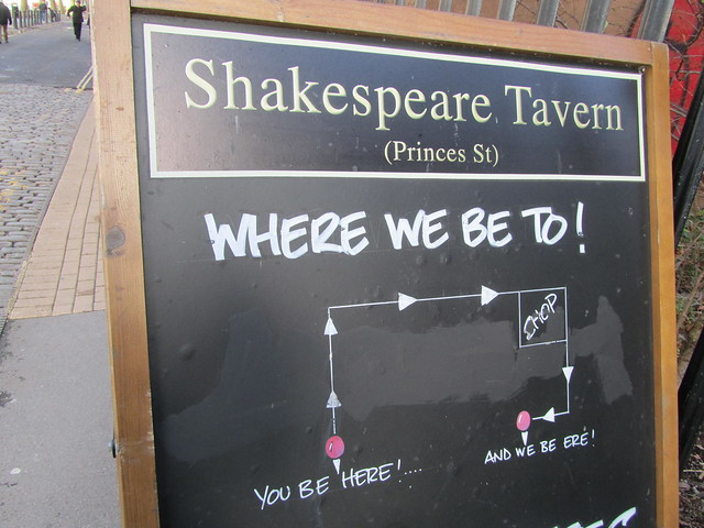 Shakespeare Tavern, Bristol