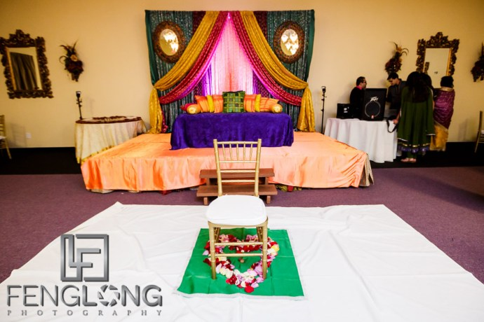 Shai & D's Garba & Pithi Night | Mughal's Banquet Hall | Atlanta Hindu Ismaili Fusion Wedding Photgraphy