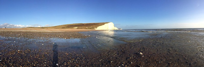 From Cuckmere Haven
