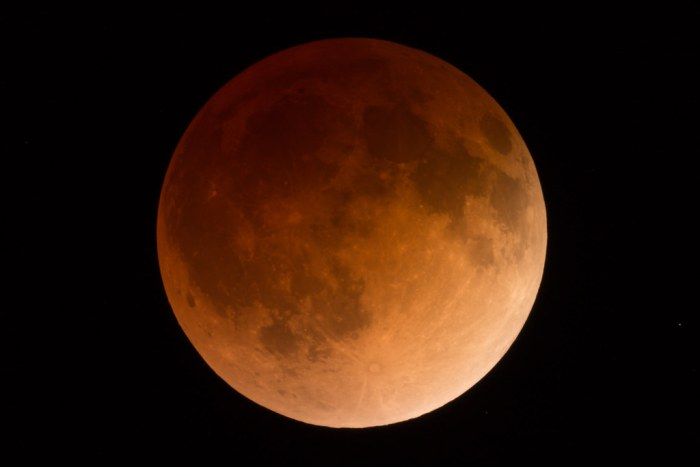 Lunar Eclipse Totality