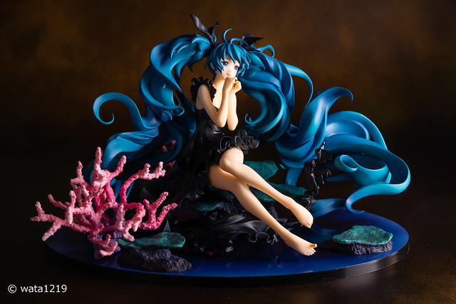 [GSC] Deep Sea Girl ver. (4)