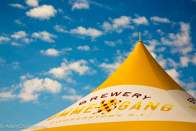 Belgium Comes to Cooperstown 2015