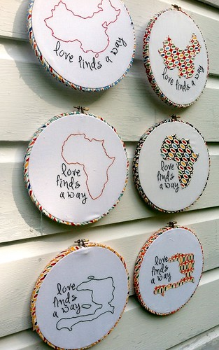 new adoption embroideries