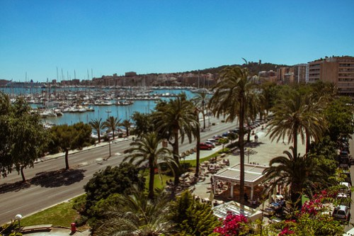 Majorca is certainly warmer than the UK at Christmas