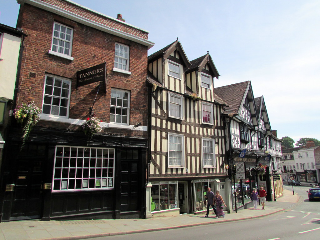 Wyle Cop, things to do in Shrewsbury
