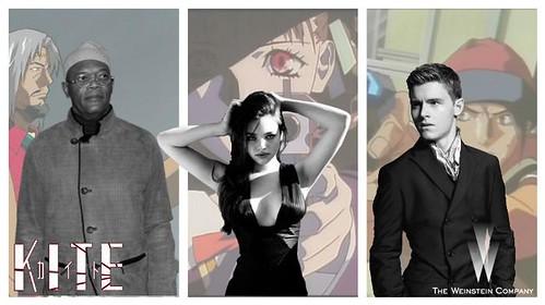 131219(3) - 9分鐘畫面公開、「山繆·傑克森×India Eisley」主演18禁動畫改編電影《KITE》預定2014年上映! (1/2)