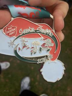 medal close up