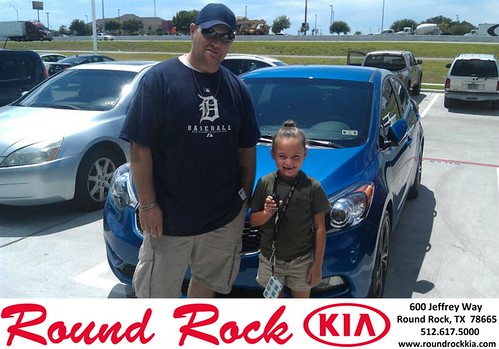 Happy Birthday to Justin Taylor from Jr Greenwood and everyone at Round Rock Kia! #BDay by RoundRockKia
