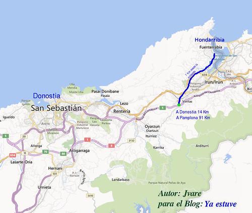 Localización_Hondarribia