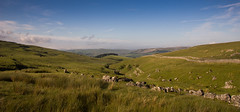 On Pen-y-ghent