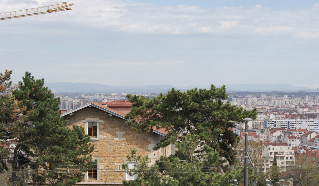 Panorama depuis le Gros Caillou