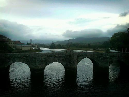 El pont romà de Ramallosa by Marc Lecha