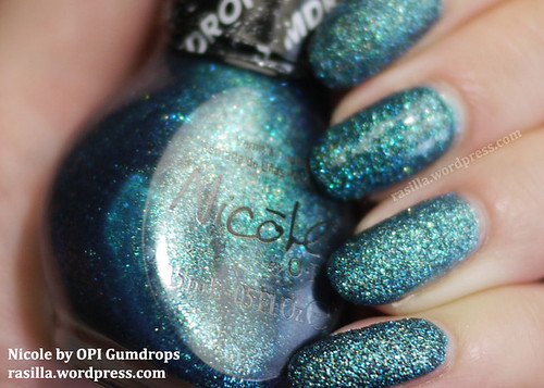 Nicole by OPI Gumdrops