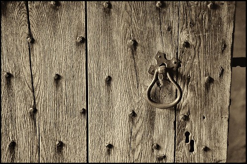 The Brewery Door by Davidap2009