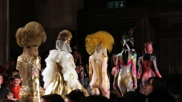 London Fashion Week 2014