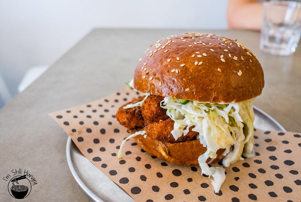 Chur Burger fish burger