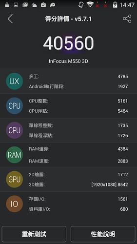 不一樣的新機,內建裸視 3D 技術的 InFocus M550 3D @3C 達人廖阿輝