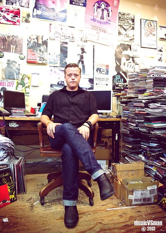 Jason Isbell @ Vintage Vinyl