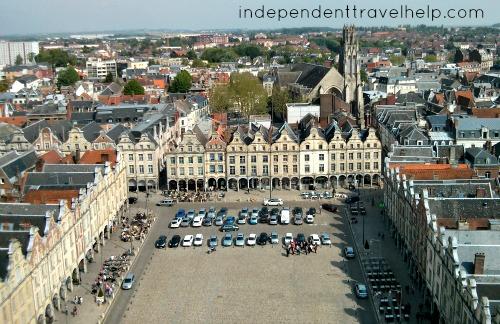 Grand Place, Arras