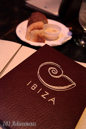 Summer 2013 Restaurant Week - Ibiza