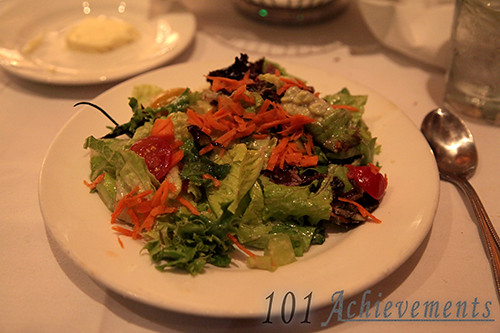 Summer Restaurant Week 2013 - Dinner at the Capital Grille
