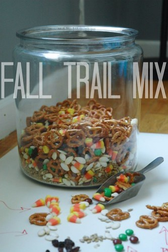Fall Trail Mix!