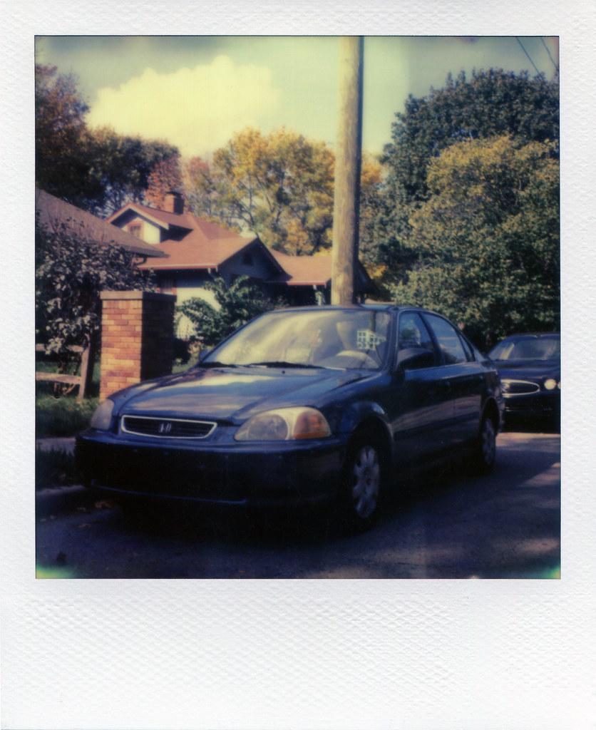 Cars on the Street