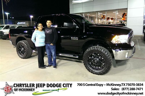 Dodge City McKinney Texas Customer Reviews and Testimonials - Armando Alvarez by Dodge City McKinney Texas
