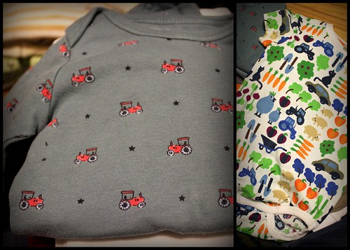 20131120. Baby clothes from Nikki.