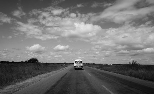 The road back to Maputo