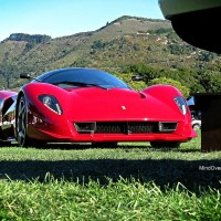 Ferrari P4/5 by Pininfarina at The Quail