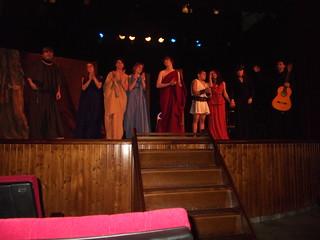 Cuadro actoral de Tiflonuba Teatro