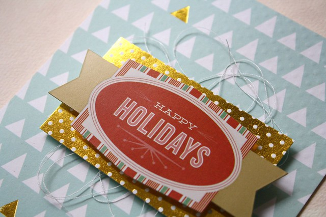 SSS~2013 Holiday Card Kit