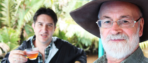 Facing Extinction - Terry Pratchett and Rob