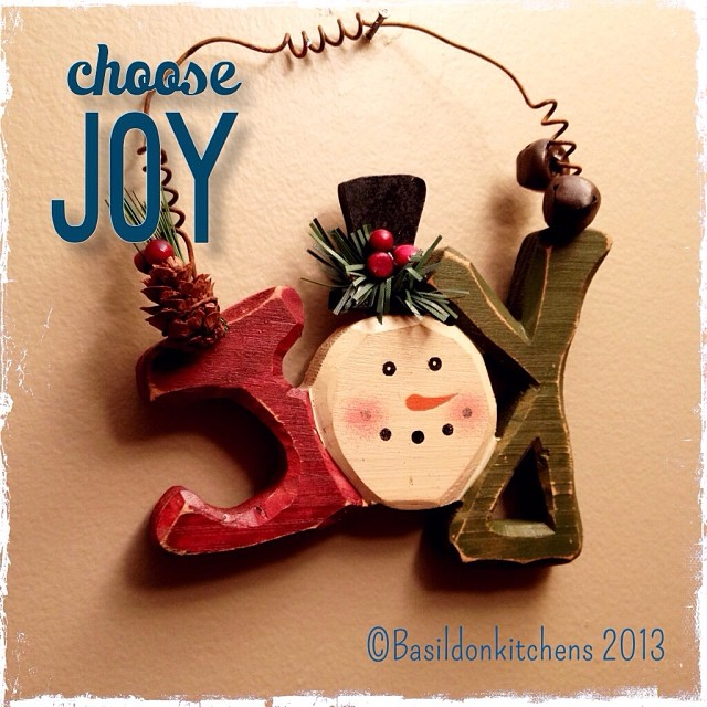 Dec 12 - joy is ... {a favourite ornament} #fmsphotoaday #christmas #ornament #joy #holidays #rhonnadesigns